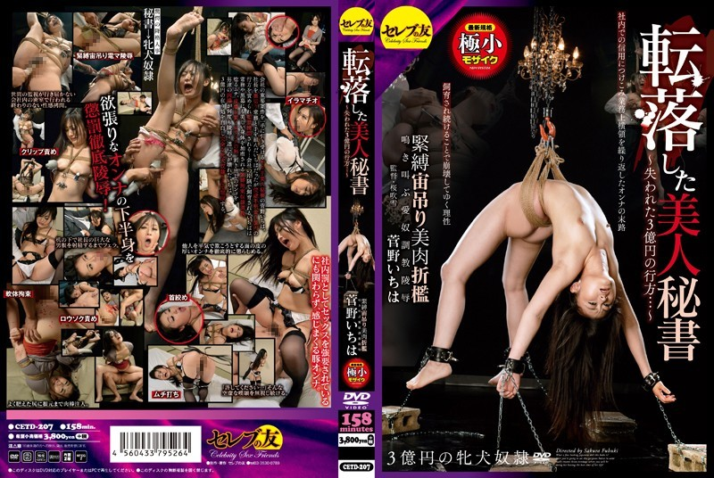 CETD-207 Aiyakko Torture Insult Kanno Position Shouting Whereabouts …  – Kanno Ichiha