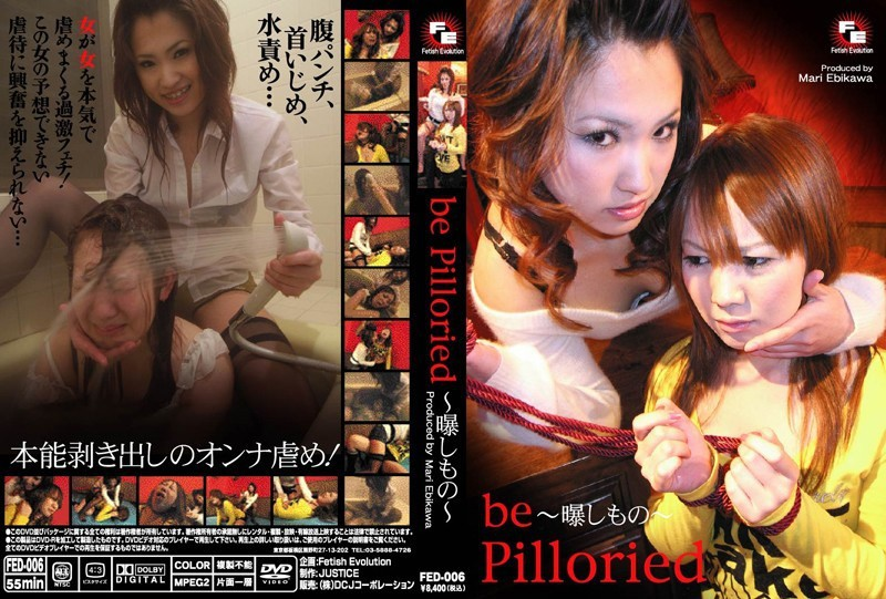 FED-006 Be Pilloried – Ukibukuro Taosohe