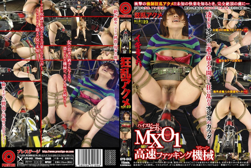 GYD-043 No. 19 Acme Enforcement Frenzy - Mizusawa Rino