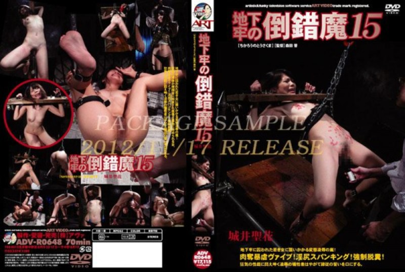 ADV-R0648 Perversion To 15 Dungeon – Shiroi Seika