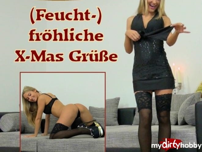2295201-Feucht-froehliche-X-Mas-Gruesse – seXXygirl – Mydirtyhobby – Kleine Titten, SeXXygirl