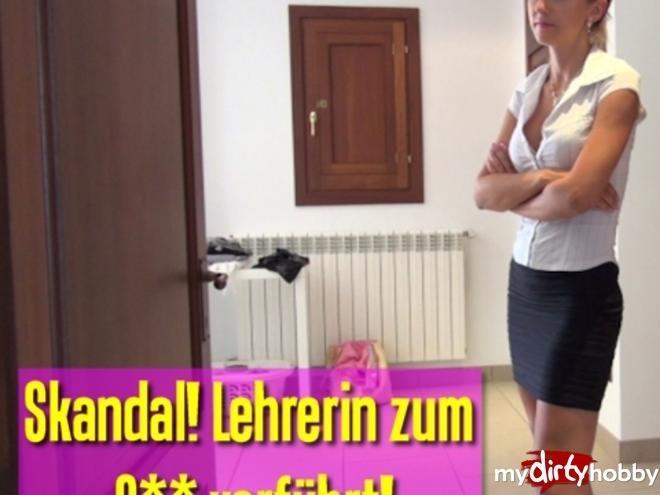 1306531-Skandal-Lehrerin-zum-Sex-verfuehrt – seXXygirl – Mydirtyhobby – Blondinen, Nahaufnahmen
