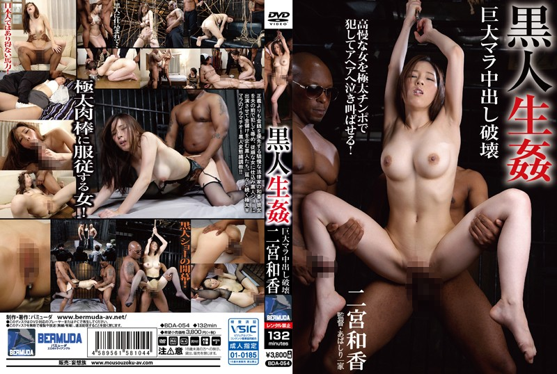BDA-054 Black Life Insult Giant Mala Cum Inside Destruction Waka Ninomiya – Bermuda / Mousouzoku