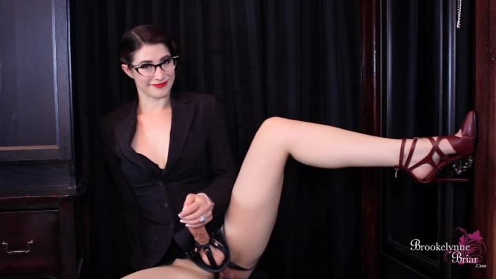 brookelynnebriar guidance counsellor helps you tug – Brookelynne Briar – Jerk Off Instruction, Cum Countdown