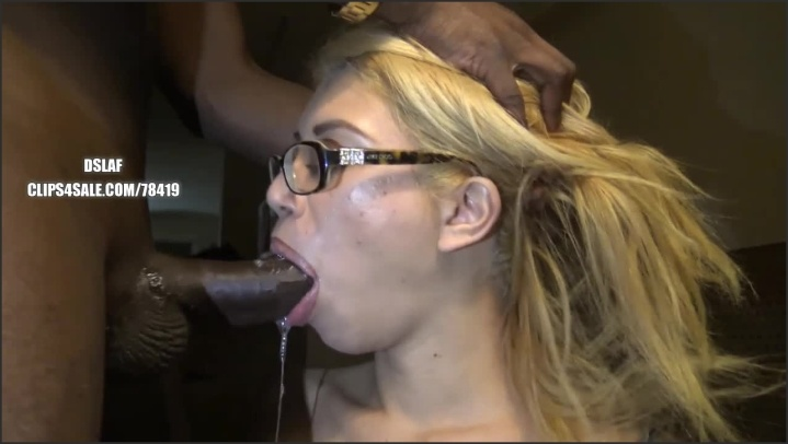 dslaf latina sloppy head and cum drooling – Dick Sucking Lips And Facials – clips4sale – POV, Latina