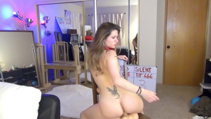 ginnypotter i ride this deep all kinds of ways – GinnyPotter – Petite, Dildo Fucking
