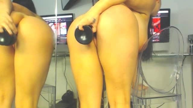 korina kova watching bbc porn – Korina Kova – Dildo Fucking, Big Ass