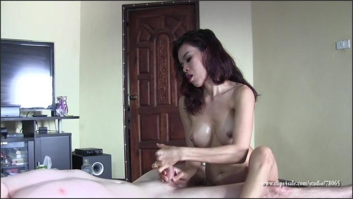 side view handjob 3 – Asian Girl Katsumi – clips4sale – clips4sale, Big Loads