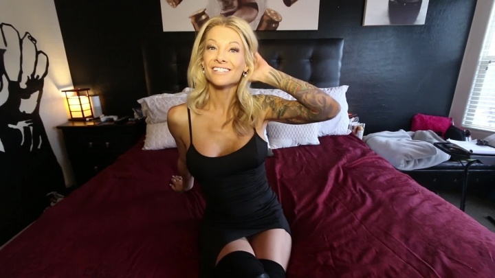synfixx my story of seduction – Synfixx – Tattoos, Blonde
