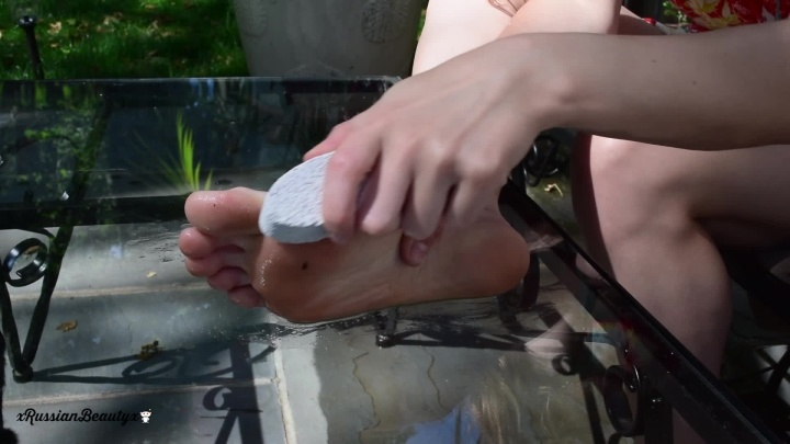 madison marz pampering my tired dirty feet – Madison Marz – Dirty Feet, Madison Marz