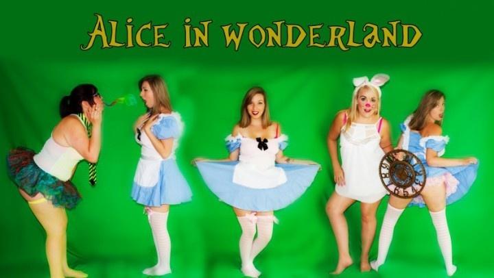mandybabyxxx free alice in wonderland parody trailer – mandybabyxxx – Facials, Amateur