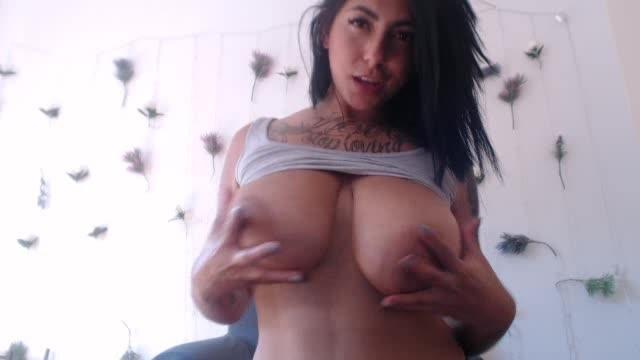 tattoo ninja boob fetish – Tattoo ninja kitty – Nipples, Huge Boobs