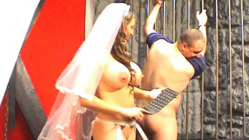 beefybanger busty bride vickie dominates me view 1 – BeefyBanger – BeefyBanger, Cock Tease