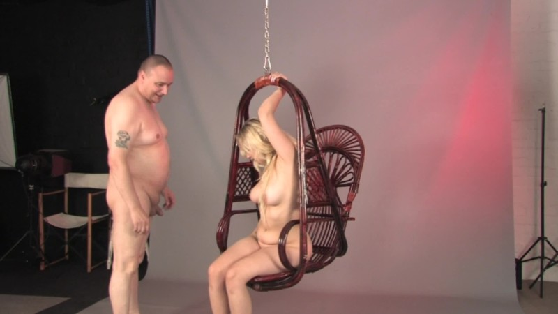 beefybanger me and dolly naked bouncy chair view 2 – BeefyBanger – Nudity/Naked, Blonde