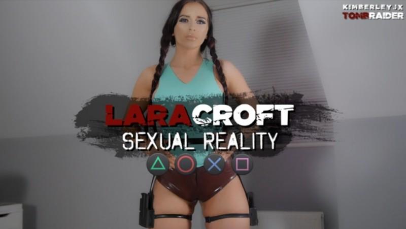 kimberleyjx lara croft sexual reality xxx – KimberleyJx – KimberleyJx, Cosplay