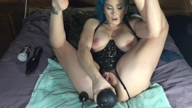 lilyskye huge anal insertions and punch fisting – LilySkye – LilySkye, Anal
