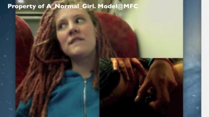 helen heights tren poshtër tren - Helen Heights - Voyeur, Webcam